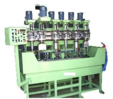 multiple spindle drilling machine