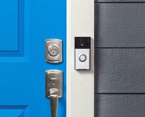 Internet of things-Door bell